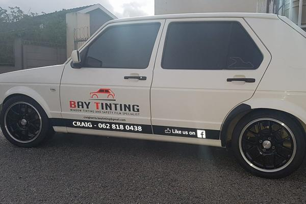 Bay Tinting - Best Prices for your window tinting needs!